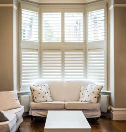 Victorian Bay Shutters